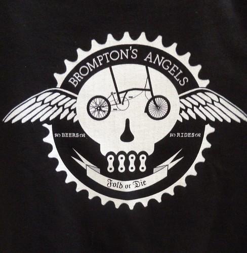 """T-shirts """"Brompton's Angels"""" 6061564791_598de25d6d"""