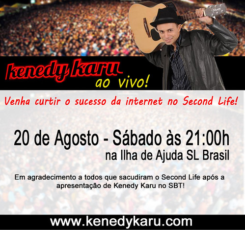Kenedy Karu Second Life