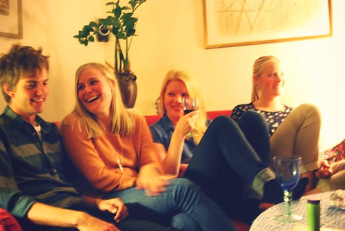 Anders, Karin, Anna and Sabina