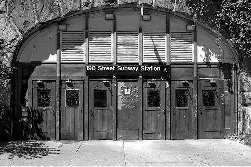 190th Street Subway Station