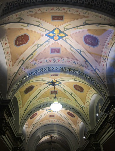 An amazing ceiling by Anna Amnell