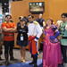 D23 Expo 2011 - a variety of Disney characters