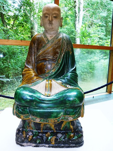 Figure of Luohan, Ming Dynasty