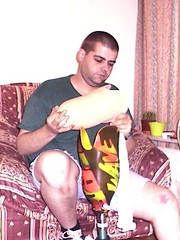 prosthetic3 (ampulove.net) Tags: alex below knee left amputation amputee ampulove