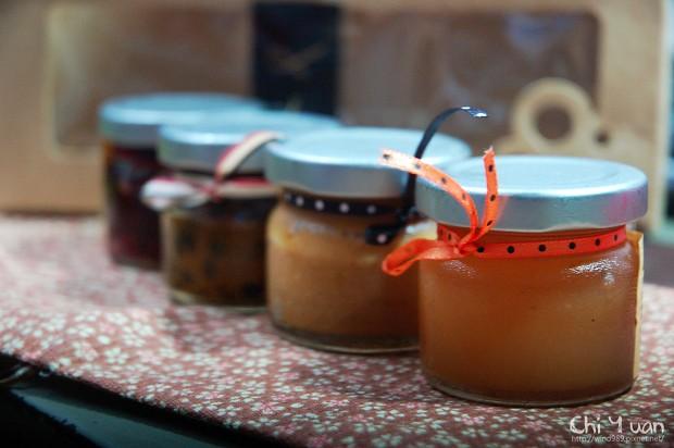 [試吃]五月鮮果釀。中秋禮盒迷你果醬,簡單的滿足