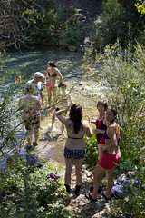 River Agly, St Paul de Fenouillet (LeeHoward) Tags: family summer swim pyreneesorientales