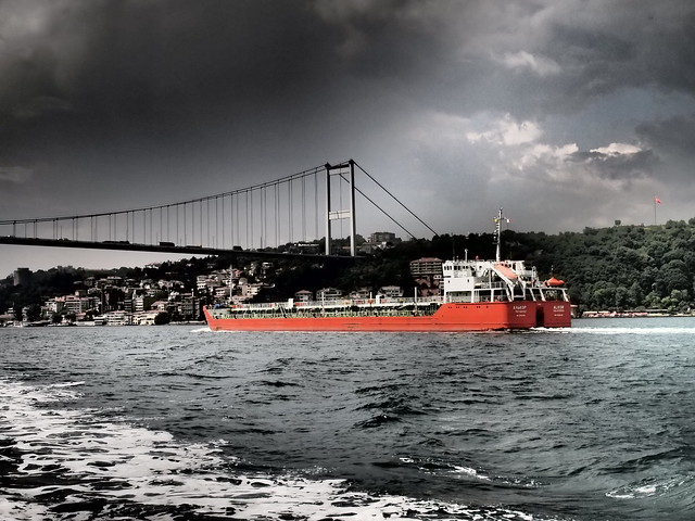 蘇丹麥何密特大橋Fatih Sultan Mehmet Koprusu