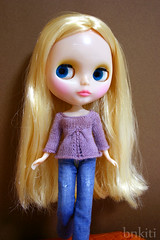 New knit for Neo Blythe
