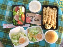 Osaka House delivery dinner