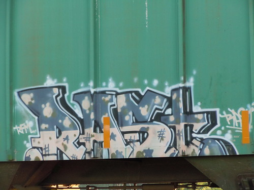 08-22-11 Railcar Graffiti - Buffalo, MN 001