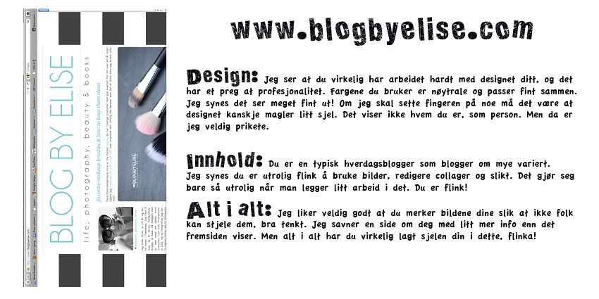 blogbyelise