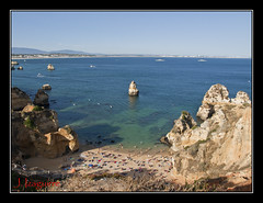 Praia do Camilo (J.Izaguirre) Tags: praia beach portugal playa olympus lagos algarve zuiko 714mm