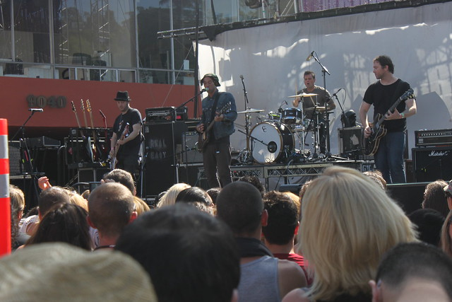 She Wants Revenge @ Sunset Strip Music Festival 2011