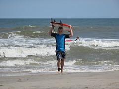 Surfer Lucas