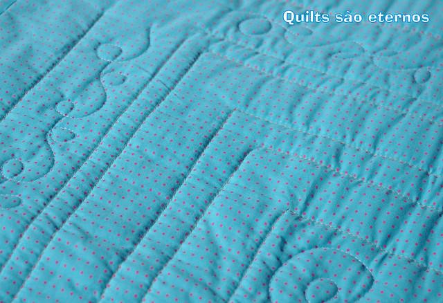 Baby quilt anjinhos (costas)