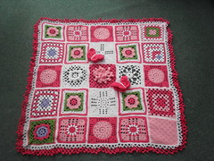 Laura I love these pretty Squares.