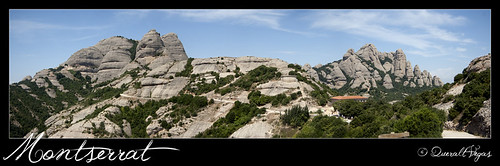 Montserrat by Queralt Vegas