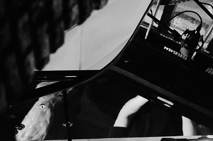 Piano y reflejos