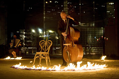 WTS11_A_FUEGO_LENTO2_009 (Watch This Space Festival) Tags: music fire dance tango accordions nationaltheatre doublebass watchthisspace pyrotechny afuegolento ciebilbobasso