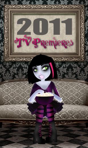 2011 Fall Premiere Dates