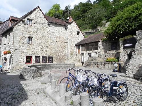 Aubusson, Creuse, Limousin,  France