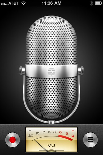 Iphone Voice Recorder