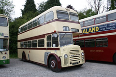 LJF16F at the Churnet Valley (Get my anorak George) Tags: 16 leyland churnetvalleyrailway eastlancs pd3 ljf16f alftunstallclassicbusrally
