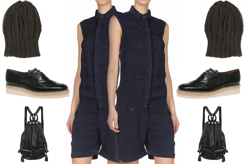 diesel overalls styling
