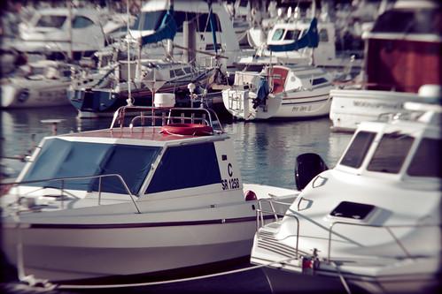Boating sweet spot