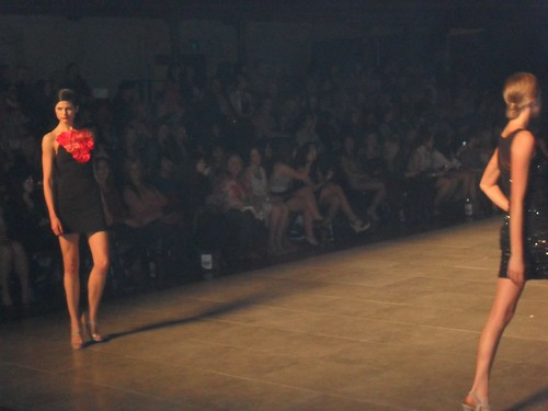Mercedes Benz Fashion Festival's 'A Review of Australian Fashion Week' show