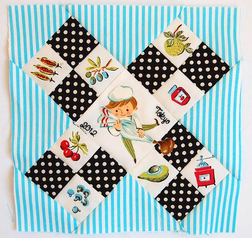 Partnership Quilt - Tokyo International Quilt Festival