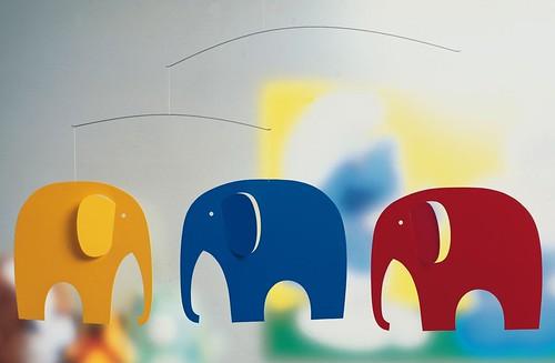 mobiles: elephant