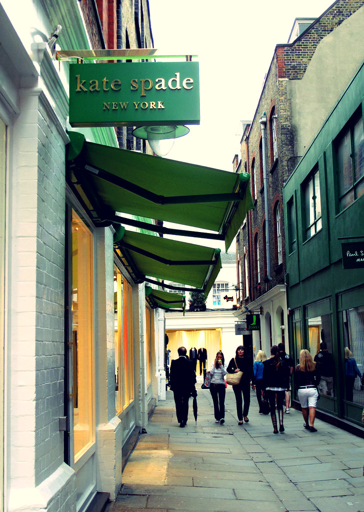 Kate Spade Shop in London