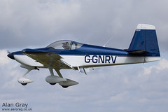G-GNRV VAN'S RV-9 PFA 320-14344 - 110828 - Little Gransden - Alan Gray - IMG_8565