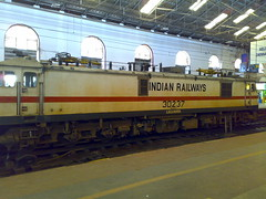 lgd wap-7 (deepak nambiar i.r-railfan) Tags: railroad electric train mas central railway loco trains engines chennai railfan locomotives lalbagh exp southernrailway indianrailways indianrail lgd irfca 12608 wap7 lalaguda indianrailfan sbcmas
