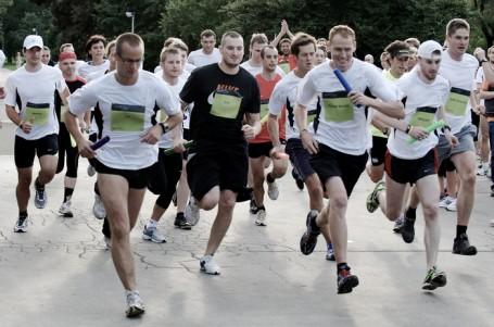 Sobotní Nike Run Prague poběží sedm tisíc lidí
