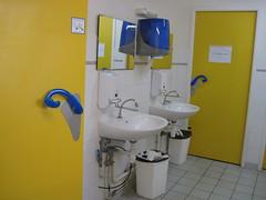 WC - Agro alimentaire (Ulna system) Tags: les de porte mains sans contamination poigne hygine