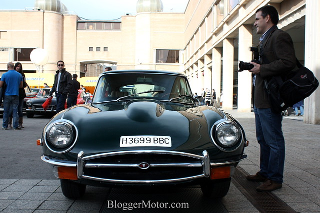Jaguar E Type I