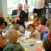 Mayor promotes free and reduced-fee preschool programs