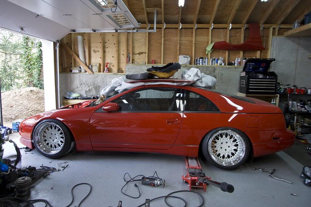 VIP Modular Wheels on Nissan 300zx's - ZDriver.com