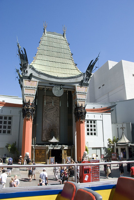 D1 tour chinese theater