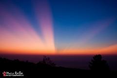 Un alba speciale (Marco Restivo) Tags: sunset sunshine sand alba cielo ash montagna bocca sicilia vulcano parossismo eetna eruzion