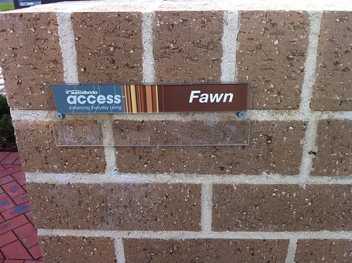 Austral Access Brick Range - Colour Fawn