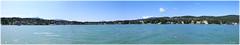 Pano Velden (peter pirker) Tags: panorama lake water canon landscape austria see sterreich wasser pano krnten carinthia aussicht landschaft velden wrthersee peterfoto eos550d