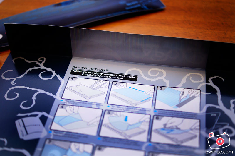 APOLLO-18-HYDRASKIN-LAPTOP-SKIN-instructions