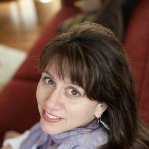Author & Pattern Designer, Shelly Figueroa