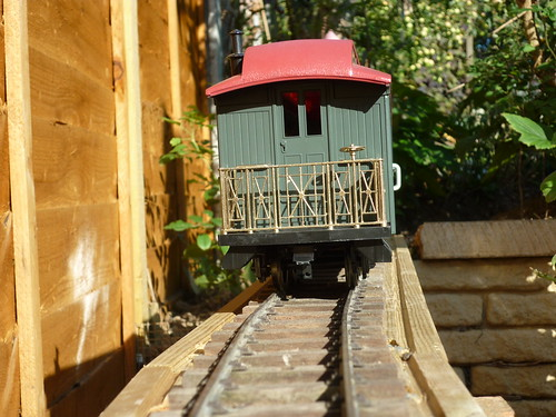 Garden Railway Progress, September 1st 2011