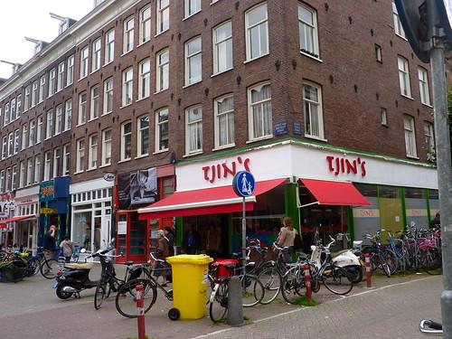 Keukenspullen Winkel Amsterdam : Tjin?s Toko, Amsterdam Tokowijzer