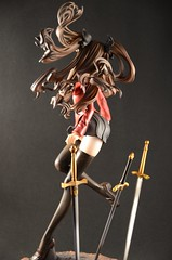 Tohsaka Rin (flan_man_74) Tags: smile night good company fate figure works 16 blade unlimited stay rin pvc tohsaka bfigure