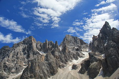 (claudiophoto) Tags: park alps rocks unesco roccia alpi trentino dolomites italianalps dolomiti massiccio panotama paledisanmartino